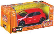 Voitures, camions et fourgons miniatures Rouge Bburago Roadster