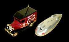 Lledo Collectors Model Cars Walkers Crisps and 1947 Railton Mobile Speed Special