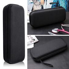 Black Storage Case Bag for 3M Littmann Classic II lll/Lightweight SE Stethoscope