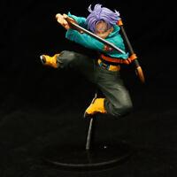 Anime Dragon Ball Z Scultures BIG TRUNKS Tenkaichi Budokai 4 Figures Collection