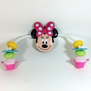 Minnie Mouse Peek A Boo Jumper Replacement Spinner with Beads Disney