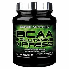 Scitec Nutrition Bcaa + Glutamine Xpress 600g Can - Amino Acids