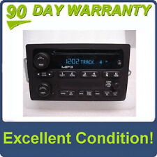 GMC CHEVY ISUZU Canyon Colorado AM FM Radio Stereo MP3 CD Player Factory OEM