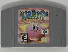 Kirby 64 The Crystal Shards Game Cartridge Card Fit For Nintendo N64 Console