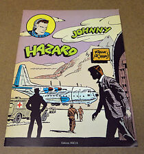 JOHNNY HAZARD - FRANK ROBBINS - ED FOCUS - 1979 (TTBE)