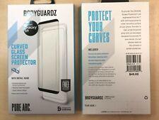 BodyGuardz Pure Arc Samsung Galaxy S9 Curved Tempered Glass