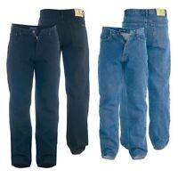 "Rockford Mens Comfort Fit Stretch Jeans Waist 30"" - 60"" (CARLOS)"