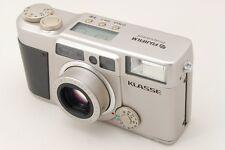 【Exc+++++】Fujifilm KLASSE Silver 35mm Point & Shoot Film Camera From JAPAN #77
