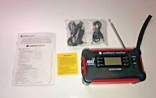 Ambient Weather - NOAA All Hazard Emergency Radio Solar USB & Crank Charge