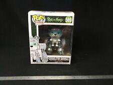 Funko Pop Rick and Morty Exoskeleton Snowball 569