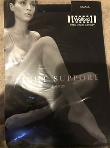 Wolford Synergy Tights Pantyhose Color: Admiral Size: Small 11284 -11 50 DEN