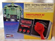 MRC Throttlepack AC Model 0001301 Extra Power Boost Button**