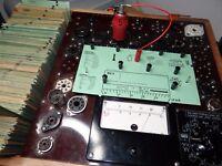 1 Röhre Valvo EH2 8 mA Kriegsmarine Red Tube Valve geprüft auf Funke W19 BL895