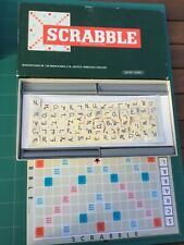 Spears Games Scrabble Board Game Collectable Vintage 100% Complete 1955 Edition