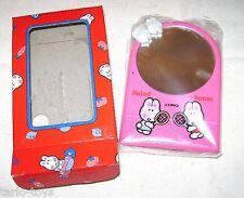 SALAD HOUSE 80s Lady Mate Japan - pocket table mirror frame - specchio da tavolo
