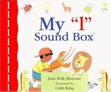 "My"" L"" Sound Box (Sound Box Books)-ExLibrary"