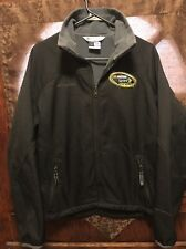 NASCAR SPRINT CUP SERIES ~ MED ~ Racing COLUMBIA Interchange Jacket SEWN Logo