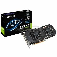 GIGABYTE 4GB Memory Computer Graphics & Video Cards