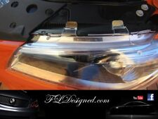 Holden VF Clear Headlight Covers/ Protectors By FL Designed