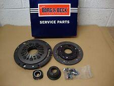 Austin Mini1275cc 1991 - 2001 HK6604 Genuine Borg & Beck Clutch Kit