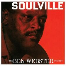 CD BEN WEBSTER QUINTET SOULVILLE LATE DATE TIME ON MY HANDS LOVER COME BACK TO
