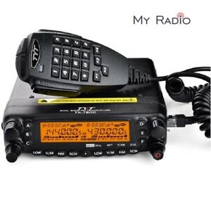 TYT TH-7800 50W Dual Band Mobile Radio Base Station Amateur Transceiver Repeater