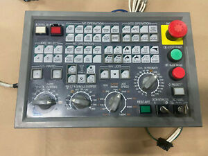 Okuma OSP700M operation panel E4809-770-099 1911-2196-25-03 (112020004)