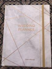 Wedding Planner Organizer, Marble - Diary, Journal, Engagement Gift Kara Weaver