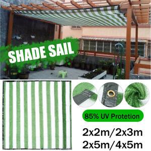 Large Sun Shade Sail Outdoor Garden Patio Sunscreen Awning Canopy 85% Hot