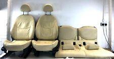 BMW MINI Complete Beige / Cream Full Leather Interior Seats for R52 Convertible