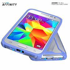 Case For Samsung Galaxy Core Prime POETIC【Affinity】Premium Thin TPU Bumper Blue