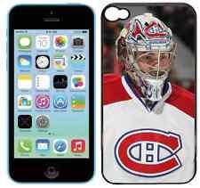 Case Cover Black Plastic iPhone 5C Carey Price Montreal Canadiens Habs