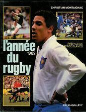 L'année du Rugby-Francesa Rugby anual (no10) 1982