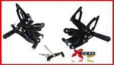 PEDANE rear set REGOLABILI BONAMICI RACING BIKE per BMW S 1000 RR S1000RR
