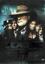 The League of Extraordinary Gentlemen ~ Sean Connery ~ DVD WS ~ FREE Shipping