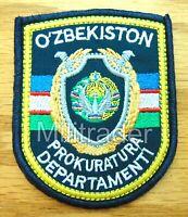 Uzbekistan Uzbek Prosecutor's Office Patch