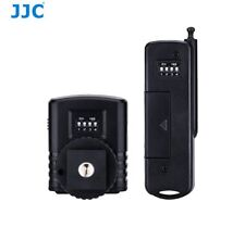 JJC J2(II) Radio Wireless Shutter re.OLYMPUS RM-CB2 for OM-D EM1 E-M1 Mark II