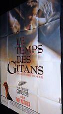 LE TEMPS DES GITANS  !  emir kusturica  affiche cinema