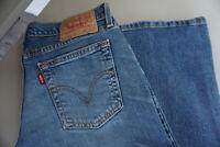 Levis Levi`s 529 Herren Men Jeans Hose 30/34 W30 L34 stonewashed  blau TOP C2