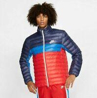 Nike Sportswear Synthetic Fill Jacket BV4685 557 Men Jacket Size L $160 Retail