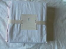 New Pottery Barn Kid'S Pom Pom Duvet Cover Sz Full.Housse De Couette A Pompons
