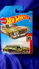 Hot Wheels '70 Chevy Chevelle SS Wagon HW Daredevils #1/5 Die-Cast 1:64 Scale