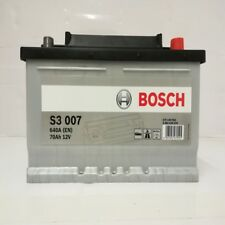 BOSCH 570144064 S3007 612251 100 70Ah 640 CCA Car Battery