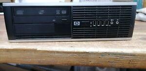 PC SCUOLA UFFICIO HP 6005 2-4GB RAM SSD O HDD WIFI CONFIGURALO TU MONITOR SI NO