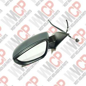 VW PASSAT B7 2010 - 2015 ELECTRICAL FOLDABLE PASSENGER Side Wing Mirror