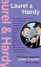 Laurel & Hardy (Pocket Essentials (Paperback)), Good Condition Book, Brian J. Ro