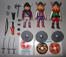 30550 Vikingos 3u playmobil,viking,guerrero,warrior