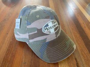 NEW Rare Mossberg Woodland Camouflage Adjustable Baseball Cap