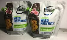 Roundup Landscape Weed Preventer Two-5.37 Pound Bags