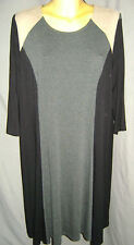 Karen Kane Women's SWEATER Dress Plus Size 3X